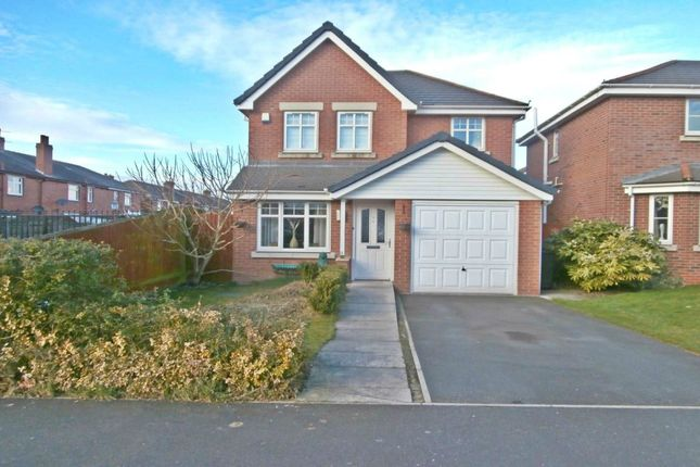 4 bed detached house for sale in Weavermill Park, Ashton-In-Makerfield, Wigan