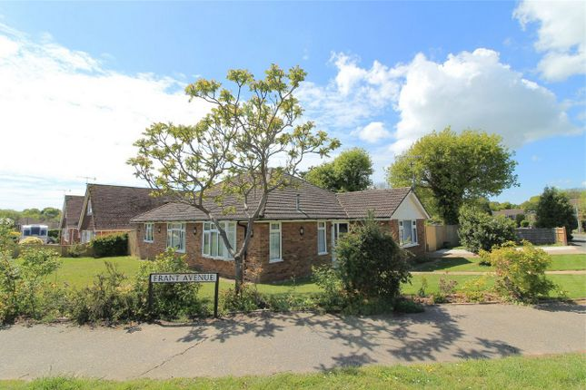 Thumbnail Detached bungalow for sale in Fontwell Avenue, Bexhill On Sea, East Sussex