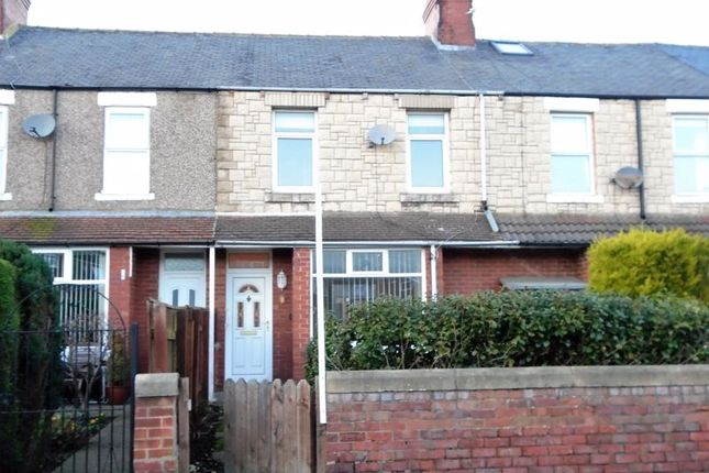 Thumbnail Terraced house to rent in Whitsun Gardens, Bedlington