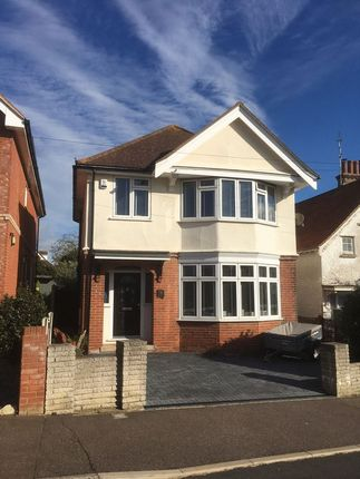 Thumbnail Detached house for sale in Fronks Avenue, Dovercourt, Harwich