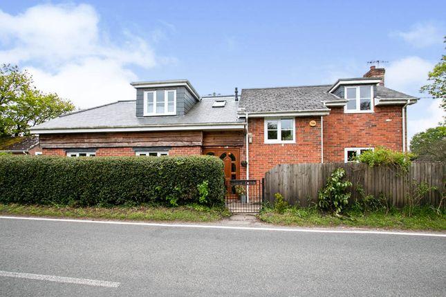 Thumbnail Detached house for sale in Forest Road, Hale, Fordingbridge