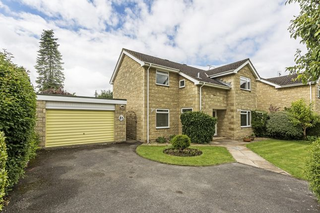 Thumbnail Detached house to rent in Moorend Road, Leckhampton, Cheltenham