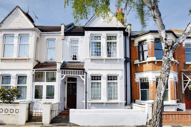 Thumbnail Terraced house for sale in Maryland Road, London