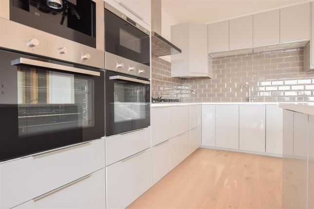 Kitchen of Battery Hill, Fairlight, Hastings TN35