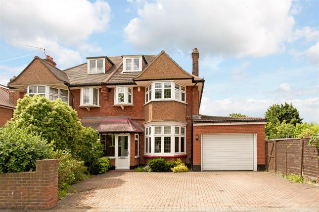 Thumbnail Property for sale in Coombe Lane, West Wimbledon