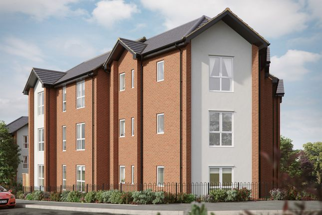 1 bed flat for sale in Mount Gate, Ipsley Street, Redditch B98