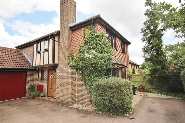 Thumbnail Detached house to rent in Ballard Chase, Abingdon-On-Thames