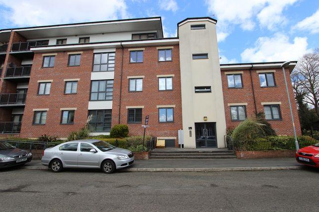 Thumbnail Flat for sale in Regents Court, Upper Chorlton Road, Manchester