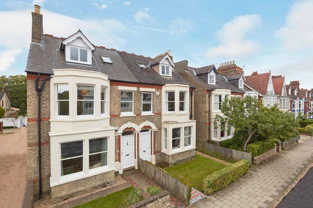 Thumbnail Semi-detached house for sale in Tenison Avenue, Cambridge