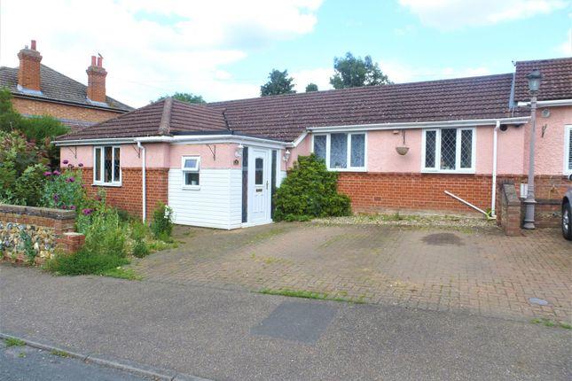 Thumbnail Flat to rent in Highbury Crescent, Bury St. Edmunds