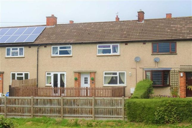 Thumbnail Terraced house for sale in 73, Borfa Green, Welshpool, Powys