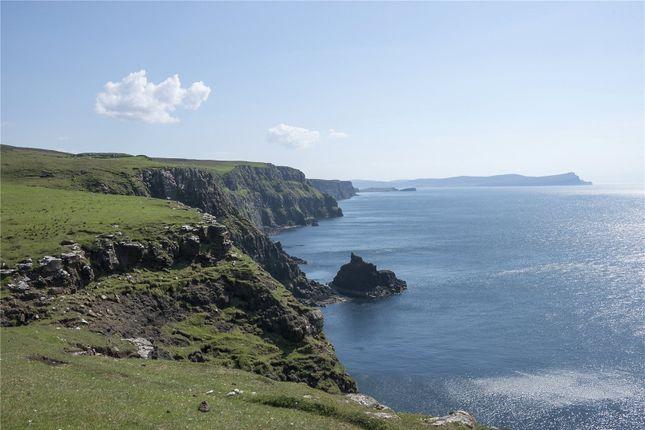 Thumbnail Land for sale in Land At Unish, Trumpan, Isle Of Skye