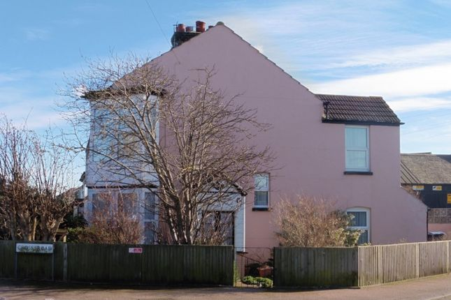 Thumbnail Semi-detached house for sale in Cross Road, Walmer, Deal