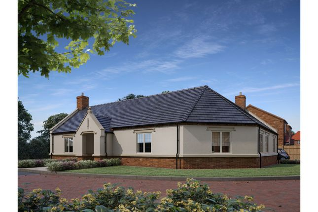 Thumbnail Detached bungalow for sale in High Street, Eagle