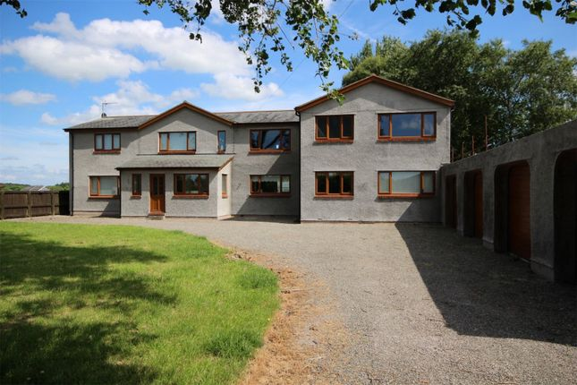 Thumbnail Detached house for sale in Little Bobbington, The Knells, Houghton, Carlisle