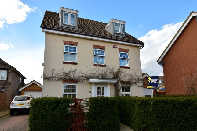 Thumbnail Detached house for sale in Beech Avenue, Swanley, Kent