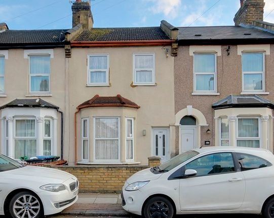 Thumbnail Terraced house for sale in Haselbury Road, Edmonton