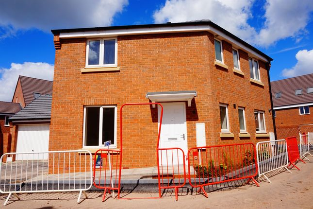 Thumbnail Detached house for sale in Signals Drive, Stoke, Coventry