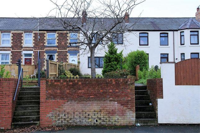 Thumbnail Terraced house for sale in Daisy Hill Road, Buckley, Flintshire