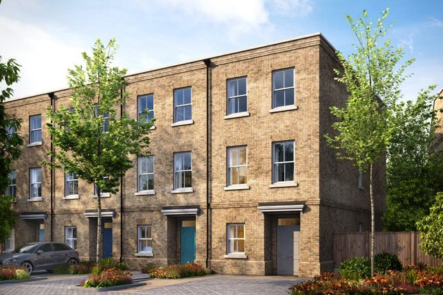 Thumbnail Terraced house for sale in Richmond Chase, Ham Gate