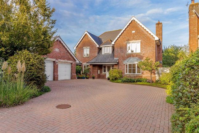Thumbnail Detached house for sale in Walnut Grove, Crick, Monmouthshire