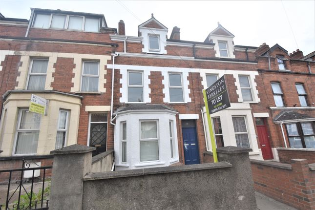Thumbnail 2 bedroom duplex to rent in Tates Avenue, Belfast
