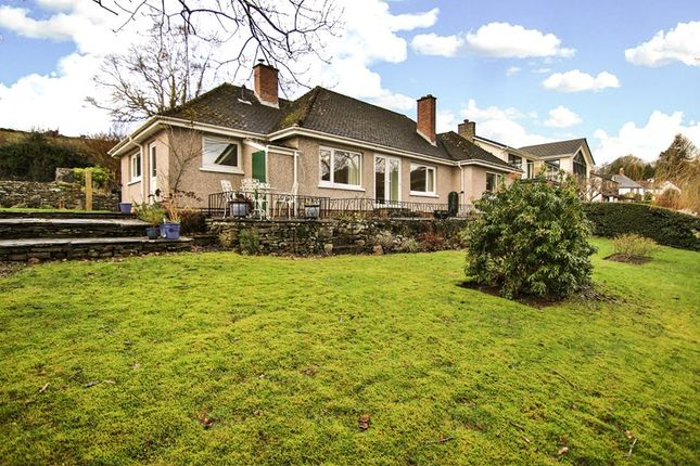 Thumbnail Detached bungalow for sale in Darren Road, Bwlch, Brecon