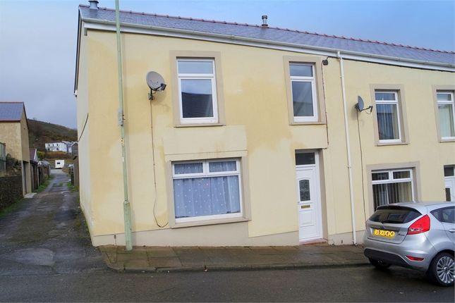Thumbnail End terrace house to rent in Homfray Street, Nantyffyllon, Maesteg, Mid Glamorgan