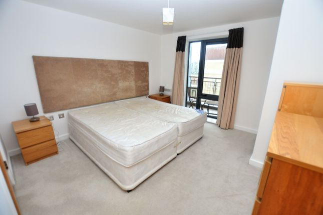 Bedroom of Baltic Quay, Mill Road, Gateshead NE8