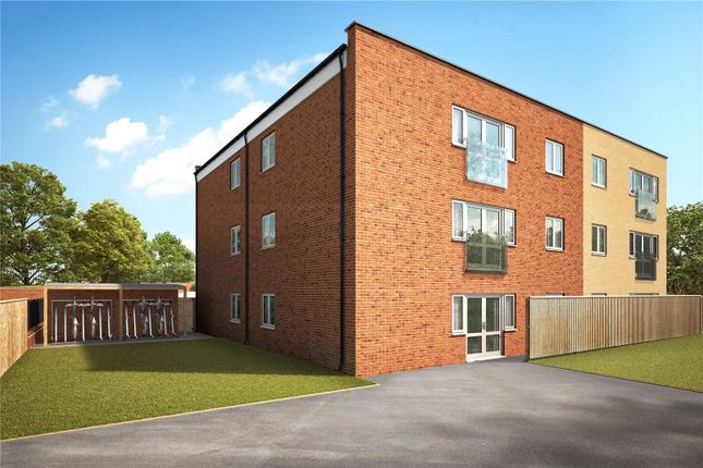 Thumbnail Flat for sale in Breffni Court, Turners Hill, Hemel Hempstead, Hertfordshire