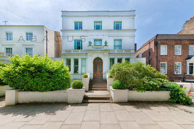 Thumbnail Flat to rent in Hamilton Terrace, London