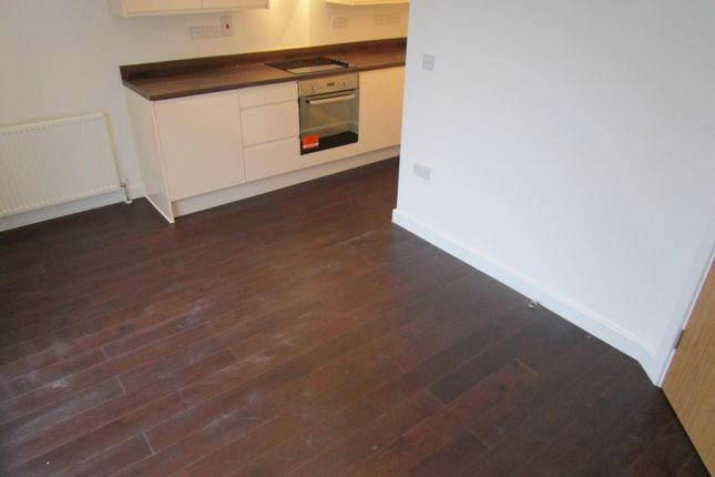 Thumbnail Flat to rent in Swingate, Stevenage