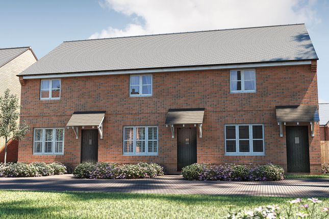 "Thumbnail Mews house for sale in ""The Hindhead"" at Pepper Lane, Standish, Wigan"