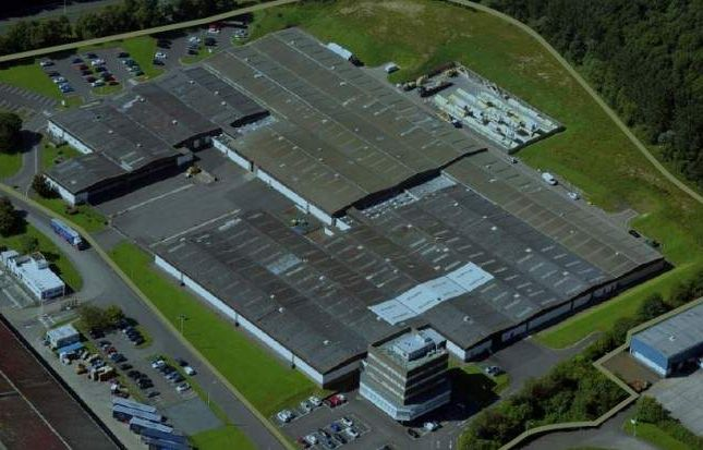 Thumbnail Light industrial for sale in Ashley Road, Glenrothes
