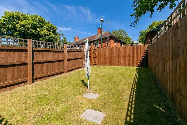 Garden of Brodwell Grove, Nottingham NG3