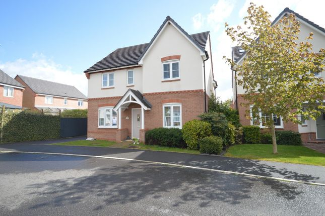 Thumbnail Detached house to rent in Severn Way, Holmes Chapel, Crewe