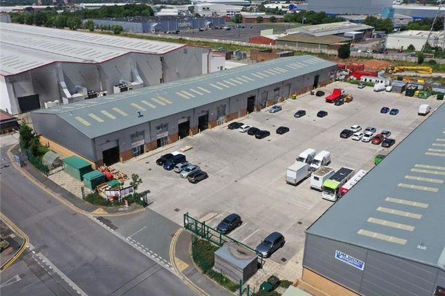 Thumbnail Industrial to let in Coopers Point, Coopers Lane, Kirkby, North West
