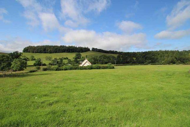 Thumbnail Land for sale in Redscaur, Peebles