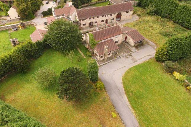 Thumbnail Detached house for sale in Wrangbrook Lane, Upton, Pontefract