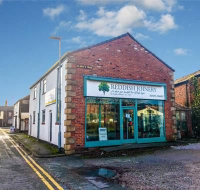 Thumbnail Retail premises for sale in 20-24 Crossley Street, Warrington, Cheshire
