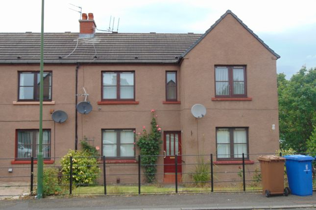 Thumbnail Flat to rent in Deanfield Crescent, Bo'ness