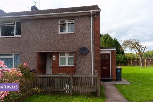 Thumbnail Flat for sale in Oakfield Road, Oakfield, Cwmbran