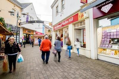Thumbnail Retail premises to let in Unit 12, Merlins Walk, Carmarthen, Carmarthenshire