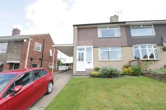 Thumbnail Semi-detached house for sale in Cawdron Rise, Brinsworth, Rotherham, South Yorkshire