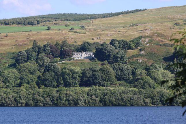 Thumbnail Detached house for sale in Llangower, Bala, Gwynedd