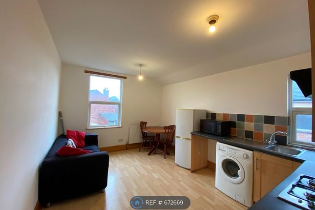 Thumbnail Flat to rent in Farm Street, Derby