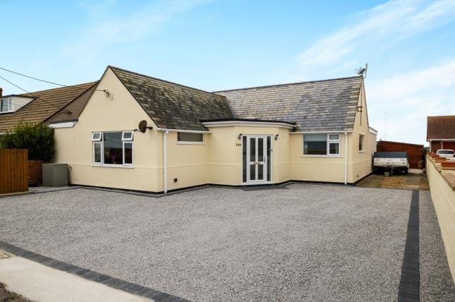 Thumbnail Bungalow for sale in Coast Drive, Lydd On Sea, Romney Marsh