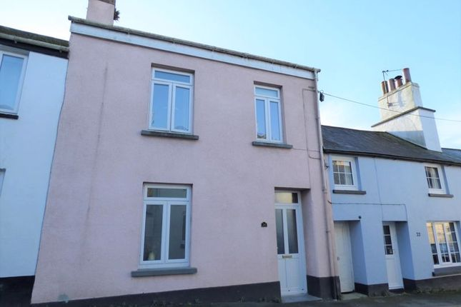 Thumbnail Terraced house for sale in Cornwall Street, Bere Alston, Yelverton