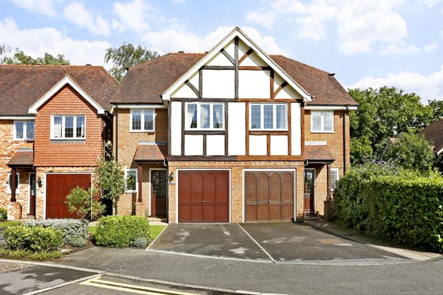 Thumbnail Semi-detached house to rent in Somerford Place, Beaconsfield