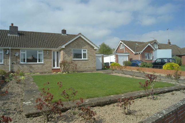 Thumbnail Semi-detached bungalow for sale in Cook Road, Aldbourne, Wiltshire